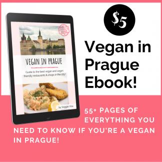 Vegan in Prague Ebook by Veggie Visa