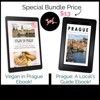 Vegan in Prague & Prague Local's Guide Bundle Sale!