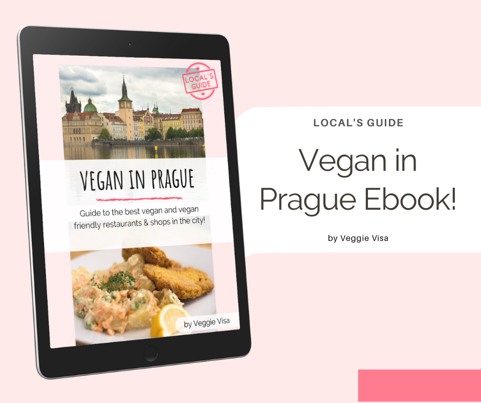 Vegan in Prague Ebook Sale